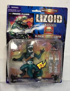 Vintage KO Space Marine Aliens Savage Warrior Lizoid Humanoid Chap Mei KO Lanard
