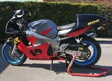 Suzuki GSXR 600 SRAD Project, Spares or Repair, just needs MOT
