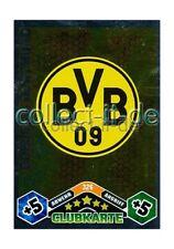 Match Attax 10/11 - 326 - BORUSSIA DORTMUND - Clubkarte