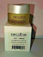 Decleor Aroma Sun Expert High Repair After Sun Balm 15ml New in Box