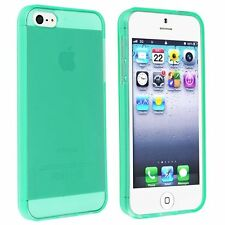 Neon Green Water Resistant Shockproof Silicon Case Cover for Apple® iPhone® 5 5S