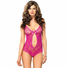 Lace Patternless Everyday Lingerie Bodies for Women