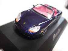 Schuco Limited Edition (Germany) Metallic Dark Blue Porsche Boxster 1:43 NIB