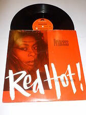 "PRINCESS - Red Hot! - 1987 UK 3-track 12"" Single"