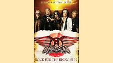 AEROSMITH ROCK FOR THE RISING SUN DVD NUOVO SIGILLATO !!