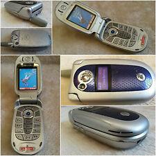 Motorola V525-Plateado (Vodafone) Teléfono Móvil