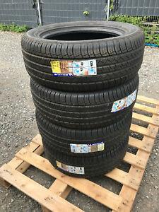 4x Michelin Sommerreifen 255/55 R19 111V Reifen Sommer  LATITUDE TOUR HP