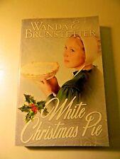 WHITE CHRISTMAS PIE BY WANDA E. BRUNSTETTER