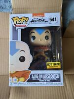 Aang On Airscooter Funko POP! #541 Hot Topic Avatar The Last Airbender MINT