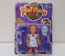 Figurine la famille Pierreafeu the Flintstones neuve!Fillin Station Barney!!!!!!
