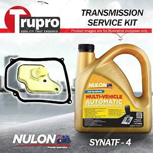 SYNATF Transmission Oil + Filter Service Kit for Renault Clio MK 1 Megane 1.6L