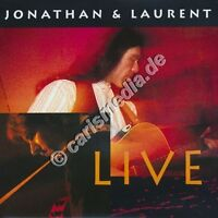 CD: JONATHAN & LAURENT - LIVE! - Jonathan Böttcher & Laurent Quirós *NEU* °CM°