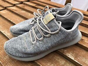Adidas Tubular Trainers Grey Size 10