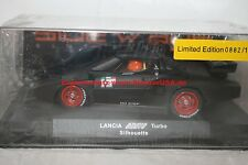 Sideways Slotcar 1/32 W52 Lancia Stratos Turbo Black Limited Edition Silhouette