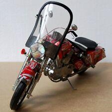 COCA COLA Motorrad Modell wie Harley oder Moto Guzzi TOP Unikat HANDMADE in USA