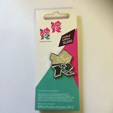 London 2012 Olympic Pin Badge - Paralympic Mirror Logo - 0290 - Brand New