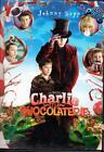 D.V.D./...CHARLIE ET LA CHOCOLATERIE.../..TIM BURTON.../....JOHNNY DEPP....