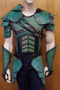 Leather Armor Ranger Armor Set