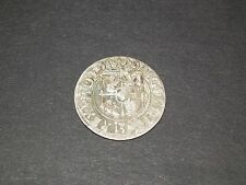 1622 Silver 1/24 Thaler Very Old Coin (649-0617)