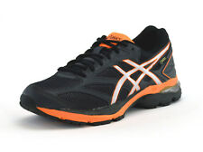 ASICS Gel-pulse 8 Mens Black Cushioned Gore Tex Running Sports Shoes Trainers UK 8.5