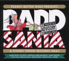 Peanut Butter Wolf Presents - Badd Santa (NEW CD)