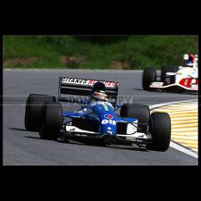 Photo A.006314 LIGIER JS 37 1992 THIERRY BOUTSEN F1 GRAND PRIX