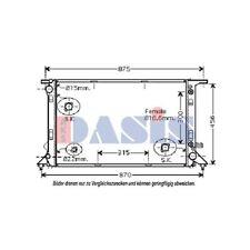 Kühler, Motorkühlung 480021N