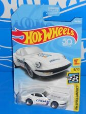 Hot Wheels 2018 HW Speed Graphics Series #154 Nissan Fairlady Z White GReddy