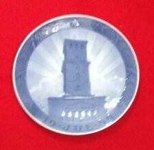 1949 Royal Copenhagen Christmas Plate Church of Our Lady