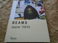 Beams Beyond Tokyo Rizzoli Art Fashion Reference Book