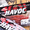 "BERKLEY HAVOC Money Maker 4.5"" 15ct Drop Shot Soft Worm Bait Fishing Lure - PICK"