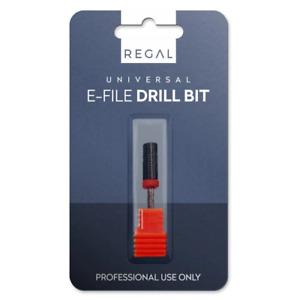 E-File Drill Bit Universal Fit - Small Barrel Bit - Medium M