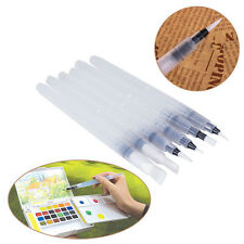 6pcs/Set Pilot Water Brush Ink Pen for Paint Calligraphy Watercolor tool marker