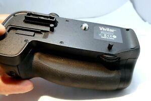 Vivitar Vertical Battery Grip Replacement for VIV-PG-D7200 camera nikon