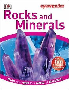 Rocks and Minerals Hardcover DK
