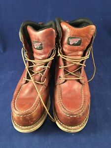 Red Wing Shoes | Traction Tred Style 2415 | Size 10.5 | Composite Toe Work Boots