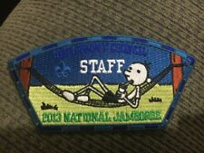 Mint 2013 JSP Old Colony Council Blue  Border Staff Diary Of A Wimpy Kid