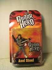GUITAR HERO AXEL STEEL 2007 McFARLANE TOYS