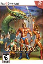 Stampa incorniciata – locale DREAMCAST GOLDEN Axe (PICTURE Mega Drive Master System ART)