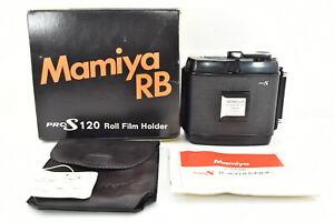 [Unused] Mamiya RB67 120 Roll Film Back Holder for PRO S SD From Japan