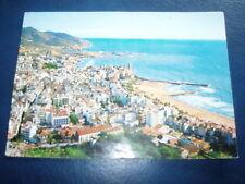 Vintage Postcard - COSTA DORADO, SITGES - Spanish stamp