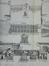 Rare CHIMENTELLI MARMOR PISANUM 19 Pl 1666 Ed Originale PISE ITALIE ARCHEOLOGIE