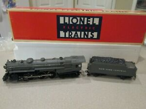 Lionel NYC 4-6-4 Hudson 785 50th Anniversary Steam Engin and Tender 6-18002