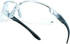 Bolle Axis AXPSI Safety Glasses Clear - 2,5 or 10 Pairs