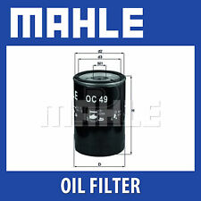 Mahle Oil Filter OC49 - Fits BMW - Genuine Part