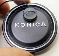 55MM Metal Front Lens cap for Konica AR Hexar Hexanon 57mm f1.4 f1.7 28MM f3.5