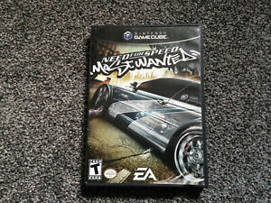 Need for Speed: Most Wanted GC (Nintendo GameCube, 2005)