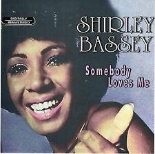 Shirley Bassey - Somebody loves me - CD -