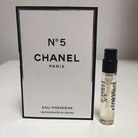 Chanel N°5 Parfum Eau Premiere Luxus Probe Minispray Neu OVP
