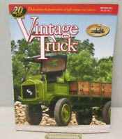 Vintage Truck Magazine May/June 2012 ~ Vol. 20 - No. 2